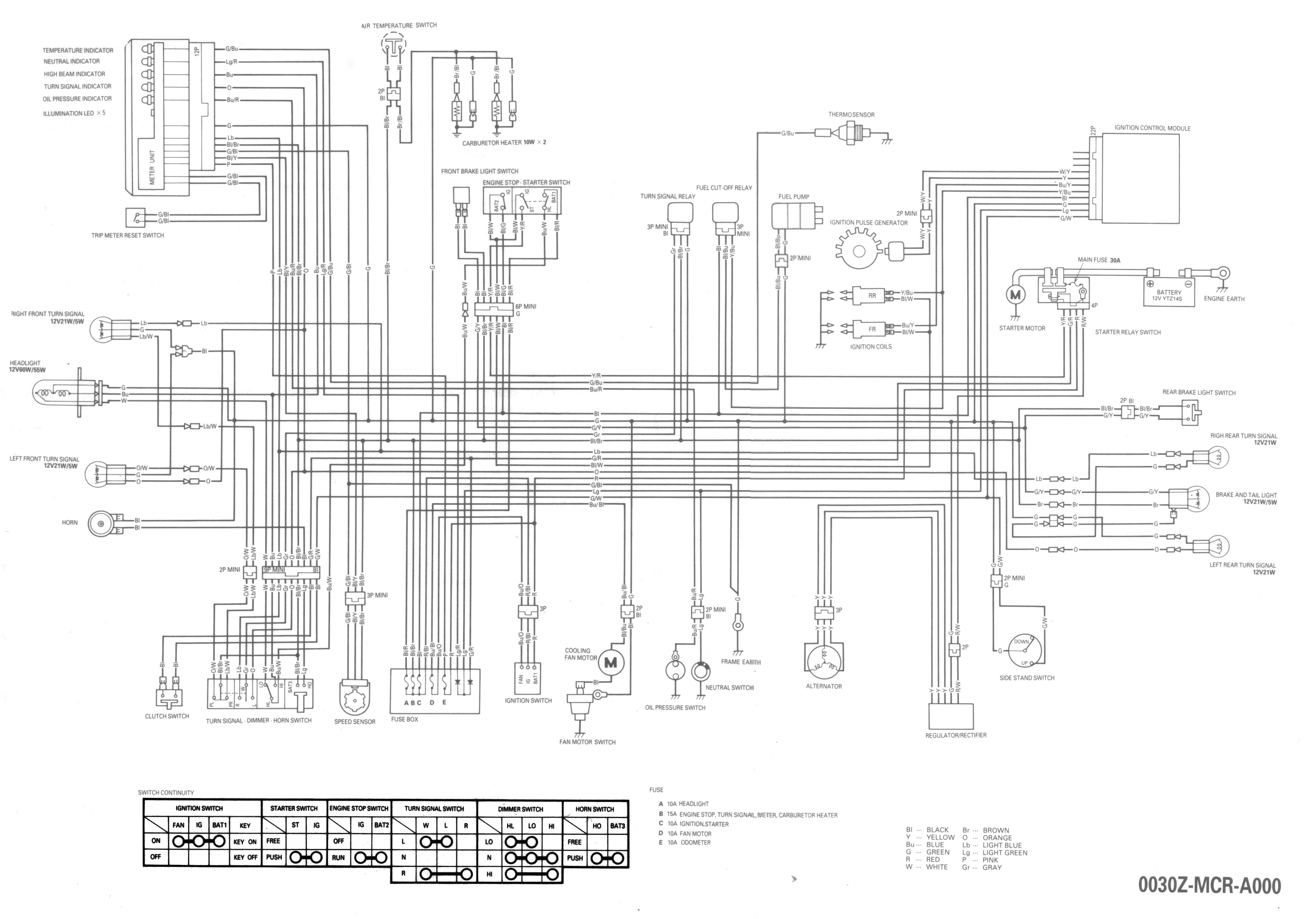 VT750wiring3 untitled document